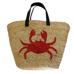 Felix Ray's beach chic bag