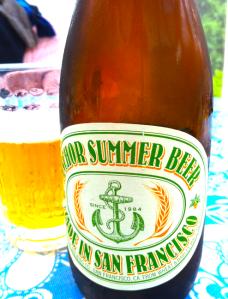 Anchor Summer Beer - Cheers!