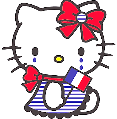 Why do the French love Hello Kitty so much?