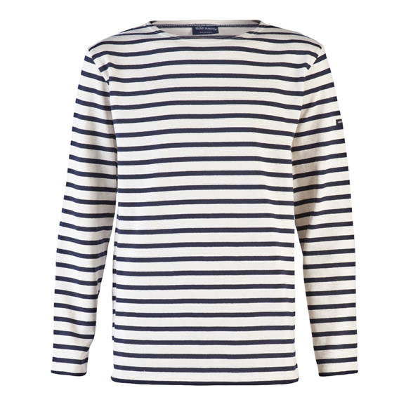 A classic Breton top from Saint James