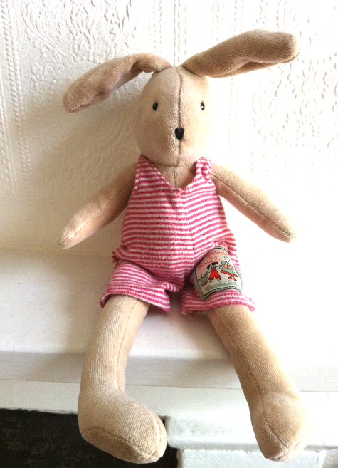 Moulin Roty's Sylvain Rabbit...aka Granville to you and me