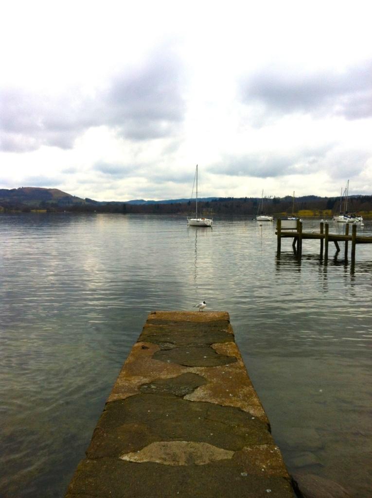 Lake Windermere, Cumbria (March 2013)