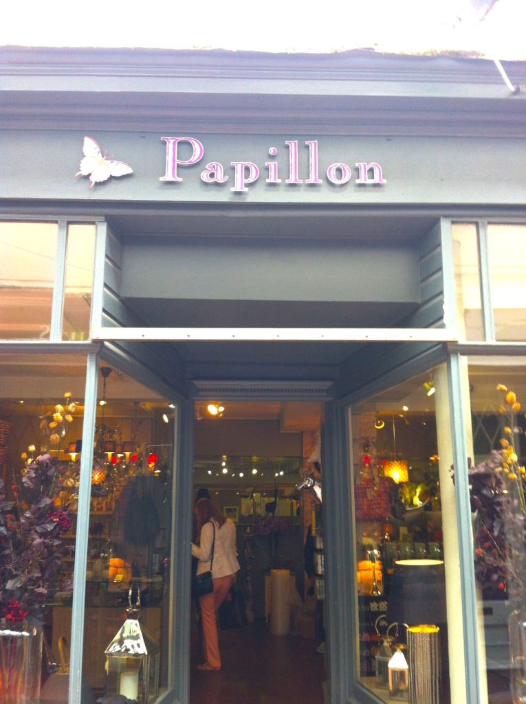 The fabulous Papillon in Brighton