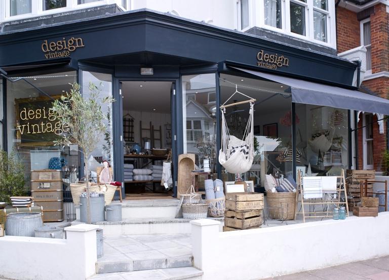 Design Vintage, 84 Lowther Road, Brighton, BN1 6LH