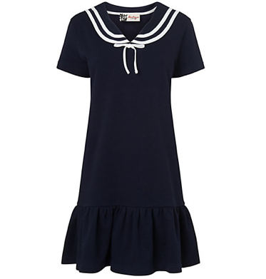 Jaegar Boutique sailor dress (summer 2013)