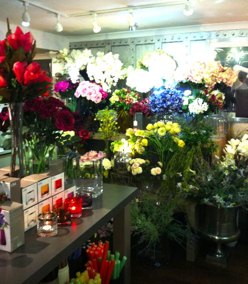 The Sia faux flower bar...I would love them all!