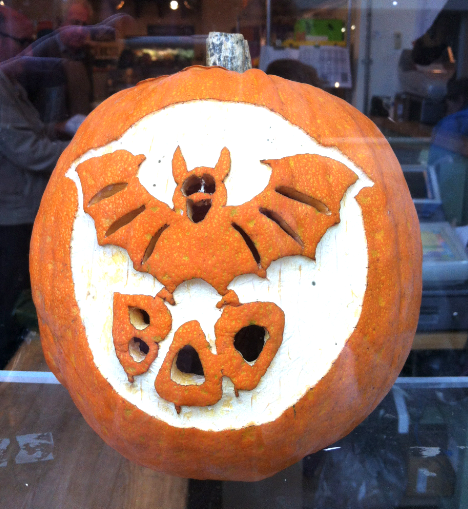 Infinity Food's pumpkin...now that takes some beating!