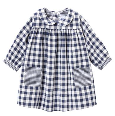My favourite Petit Bateau dress for little G