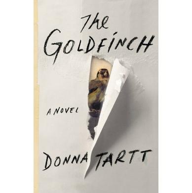 Donna Tartt 'The Goldfinch'