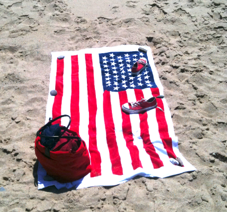 Stars and stripes…Cape Cod style...